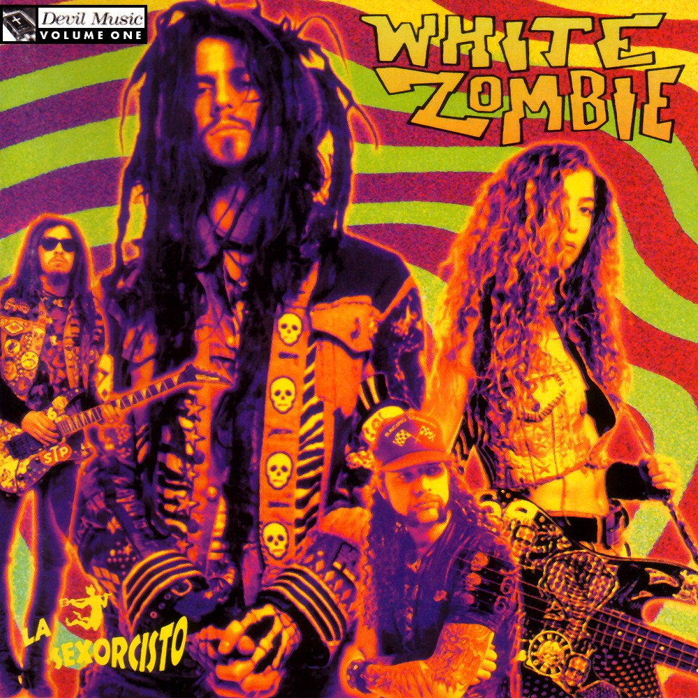 la sexorcisto devil music vol 1 white zombie listen and discover music at. Black Bedroom Furniture Sets. Home Design Ideas