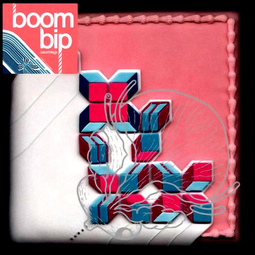 Boom Bip - Sacchrilege