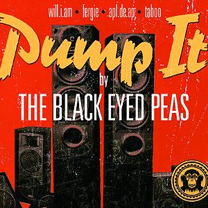 video de los black eyed peas pump it: