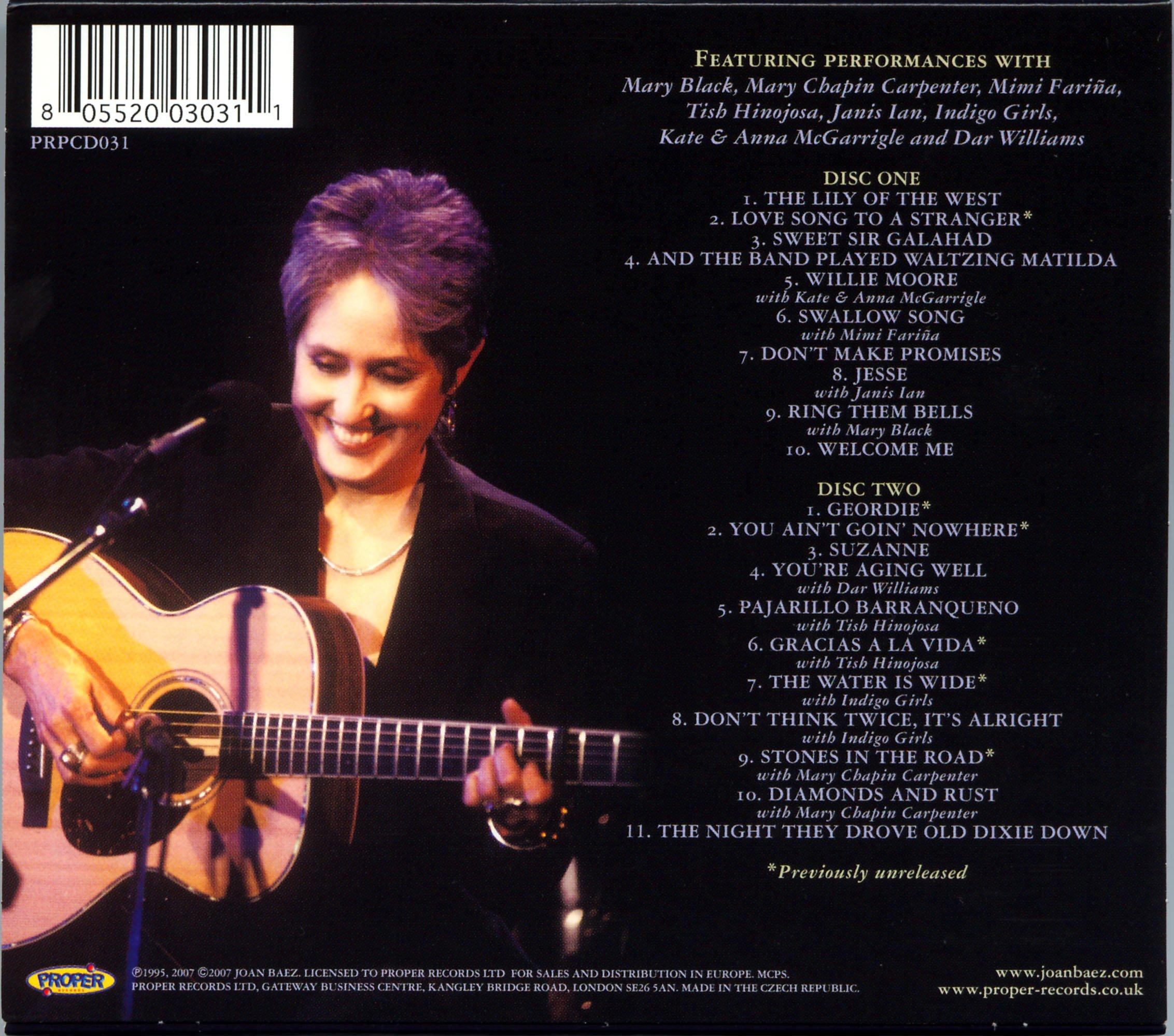 Joan Baez - 3rd: Amazon.de: Musik