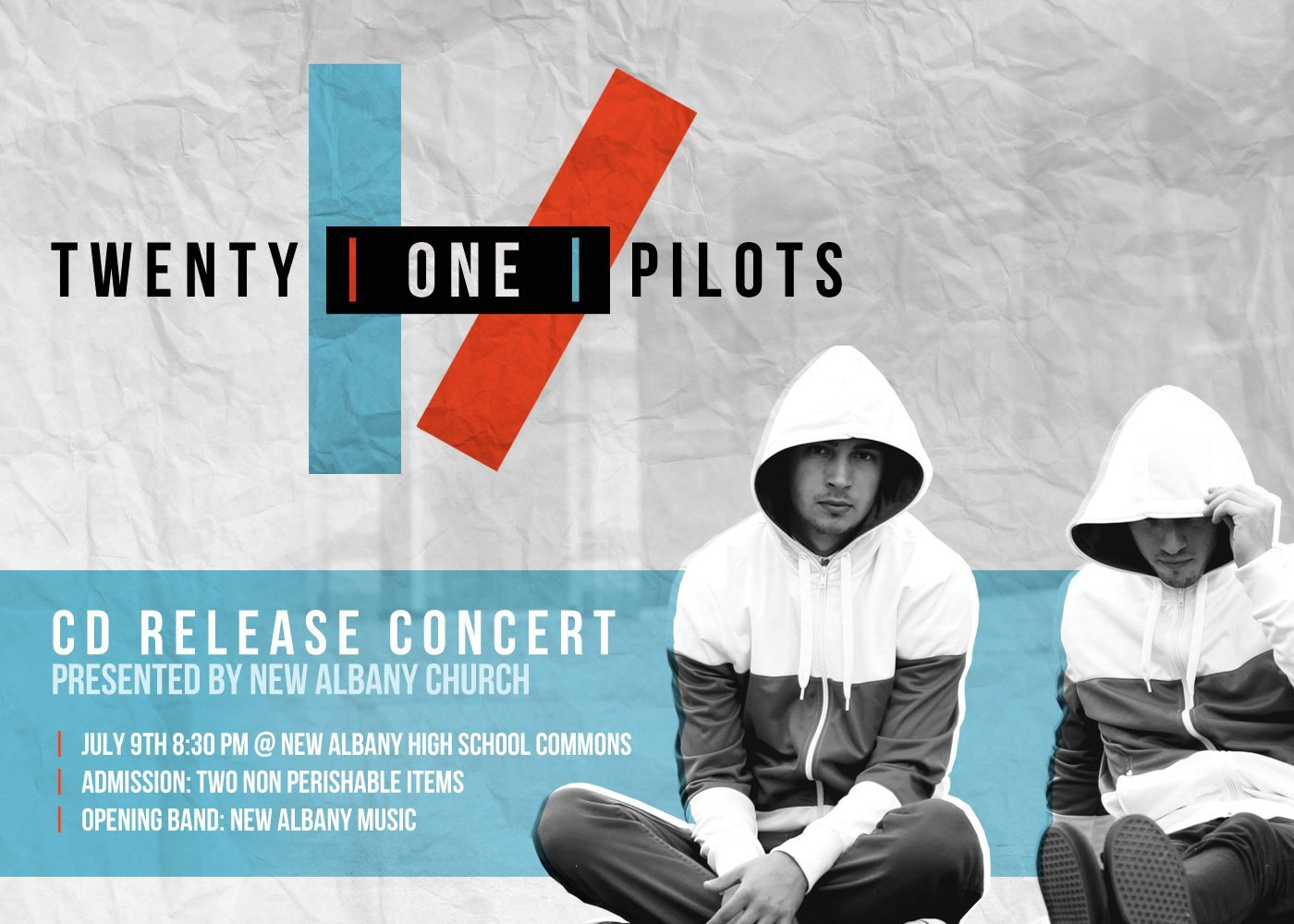 Twenty one pilots new album release date in Australia