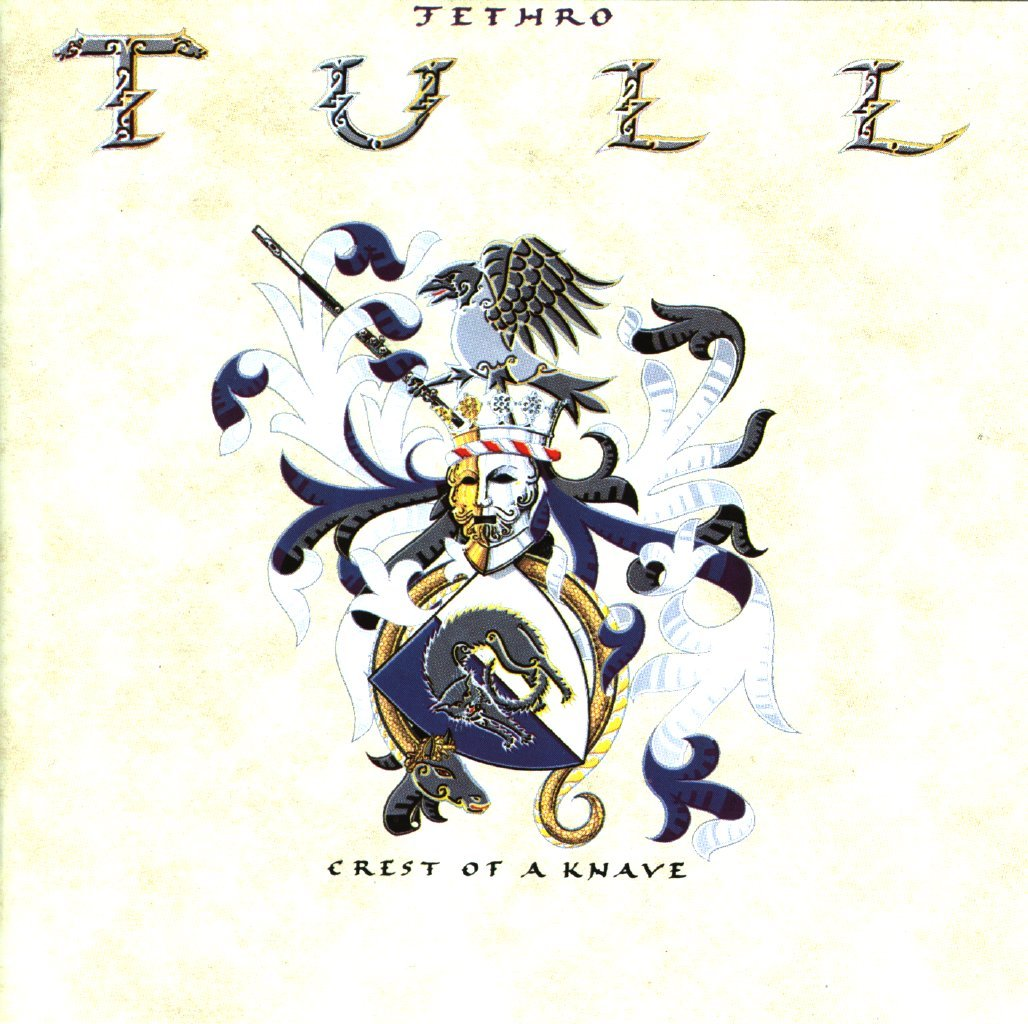 Jethro Tull Crest Of A Knave Tour