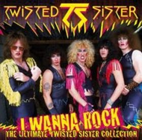 Twisted Sister | The Iron Men of Rock and Roll