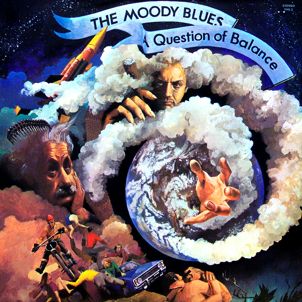 A Question Of Balance - The Moody Blues — Listen and ...