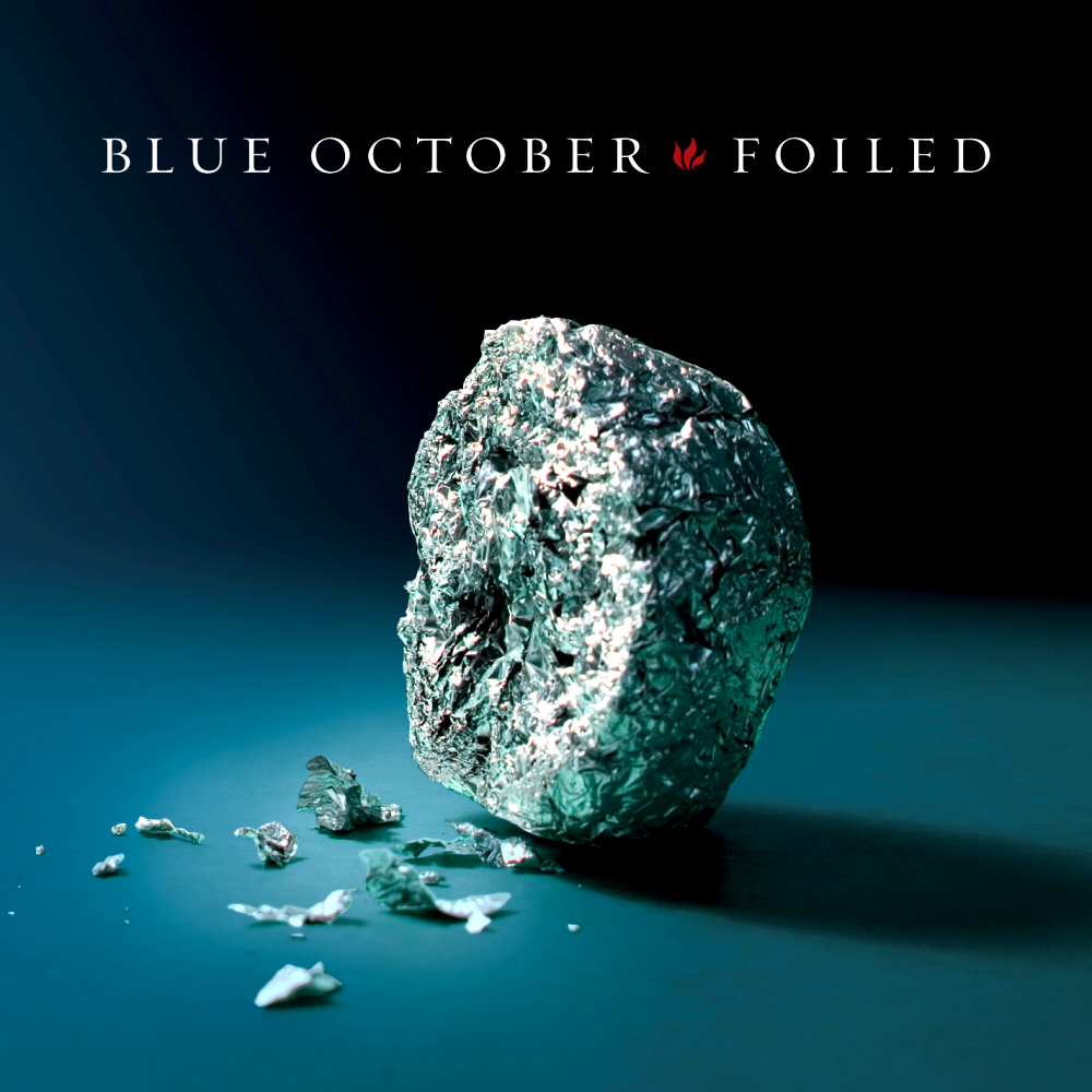 Foiled blue october listen and discover music at for Covers from the ocean