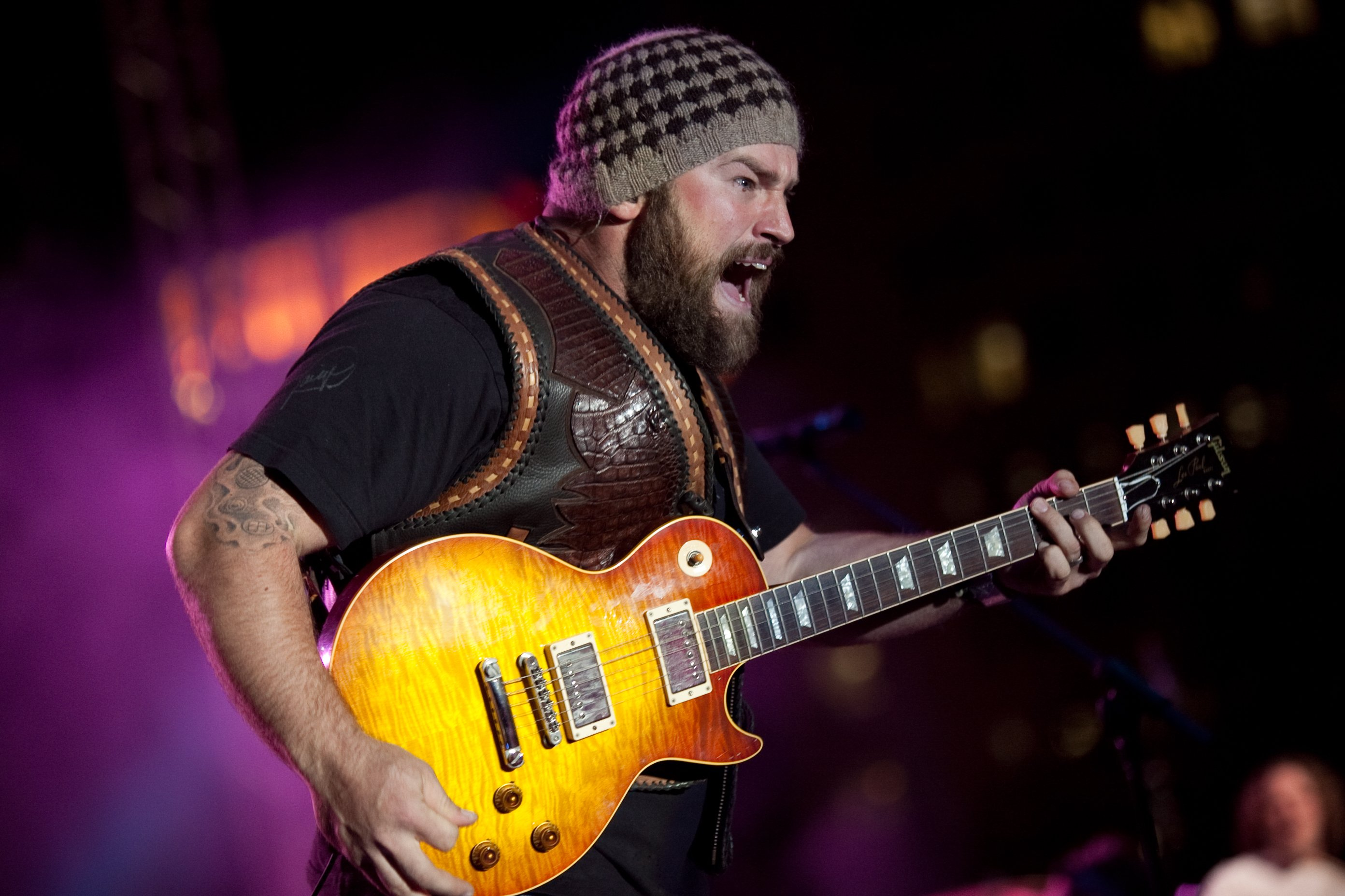 Zac Brown Band Big Fat 43