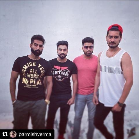 Goldy Desi Crew