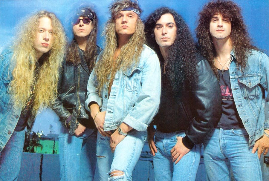 Steelheart - Mama Don't You Cry