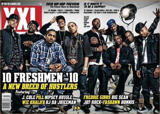 XXL Freshman
