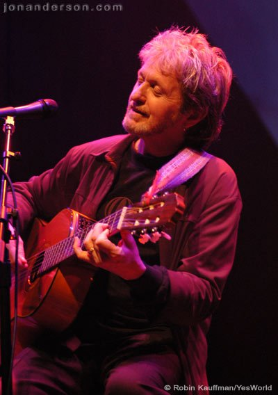 an analysis of my admiration for jon anderson the lead singer of yes Jon anderson talks about his favorite yes song and even odder to know that the current singer, jon davison, and the vocalist before him, benoit david.
