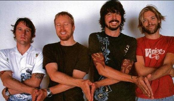 hhFoo Fighters - artist photos