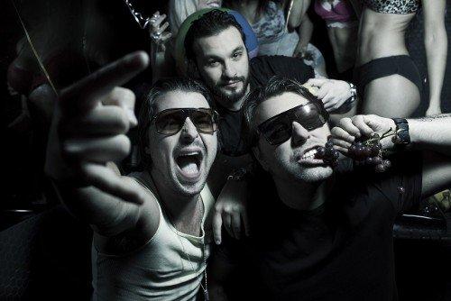 Photos of Swedish House Mafia Swedish House Mafia Photo