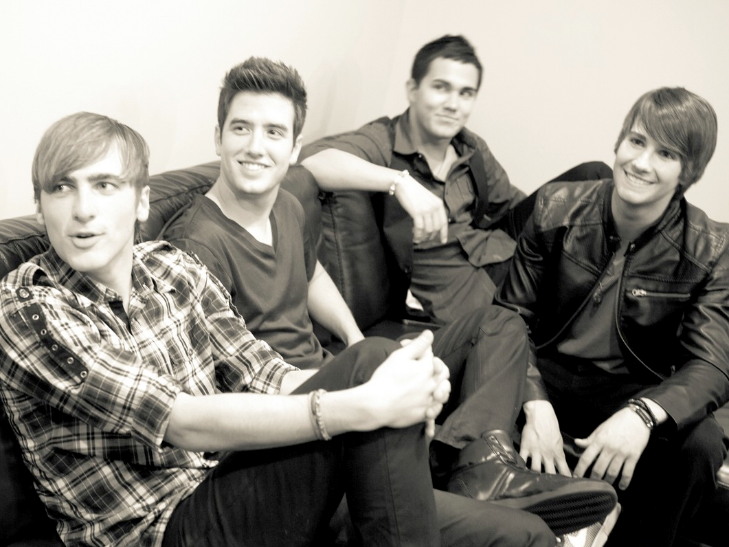 hhbig time rush artist photos - Big Time Rush Christmas