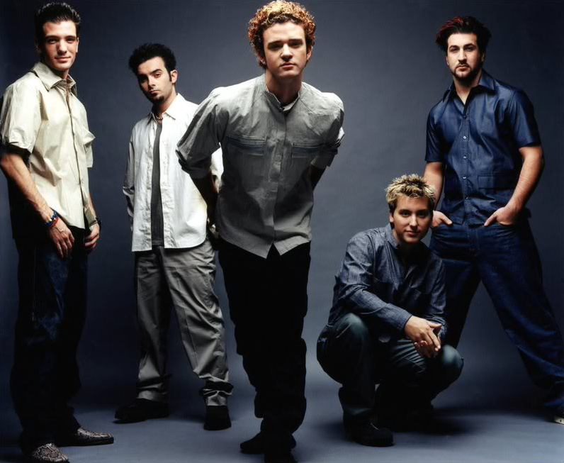 NSync News | MetroLyrics