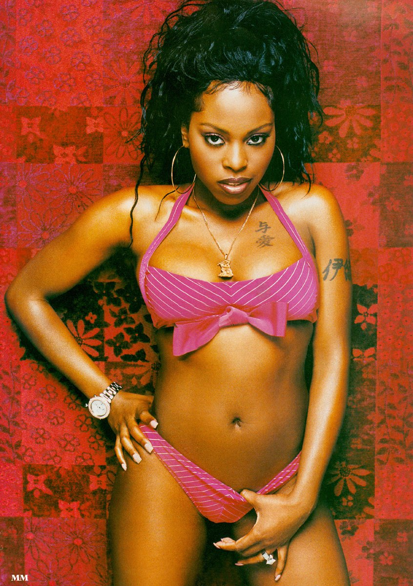 rapper foxy brown nude pic