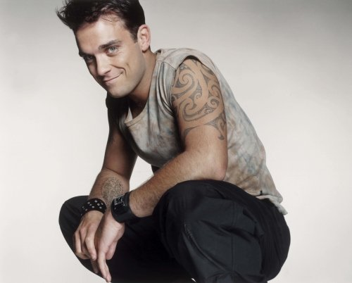hhRobbie Williams - artist photos