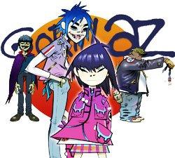 Gorillaz Lyrics, Music, News and Biography   MetroLyrics Gorillaz 10 2000 Lyrics