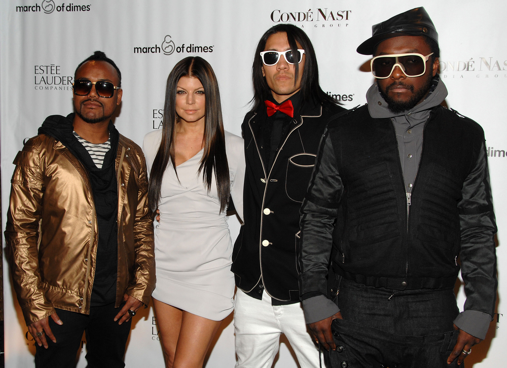 hhBlack Eyed Peas - artist photos