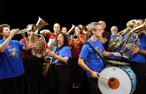Zlatne Uste Balkan Brass Band