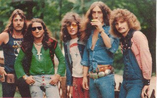 Uriah Heep - Easy Livin' / Gypsy