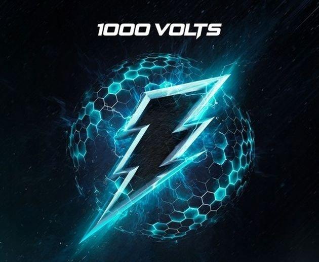1000volts