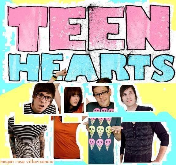Teen hearts the sign lyrics