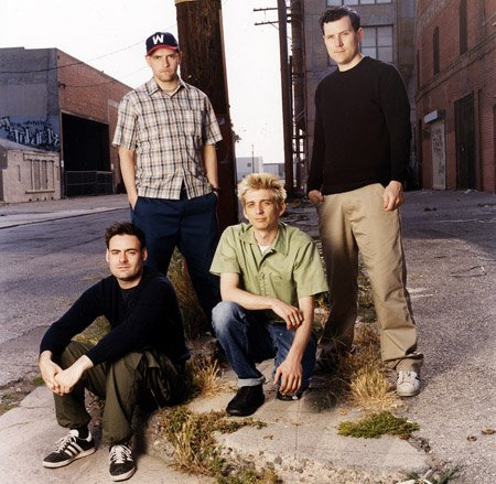 hhThe Weakerthans - artist photos