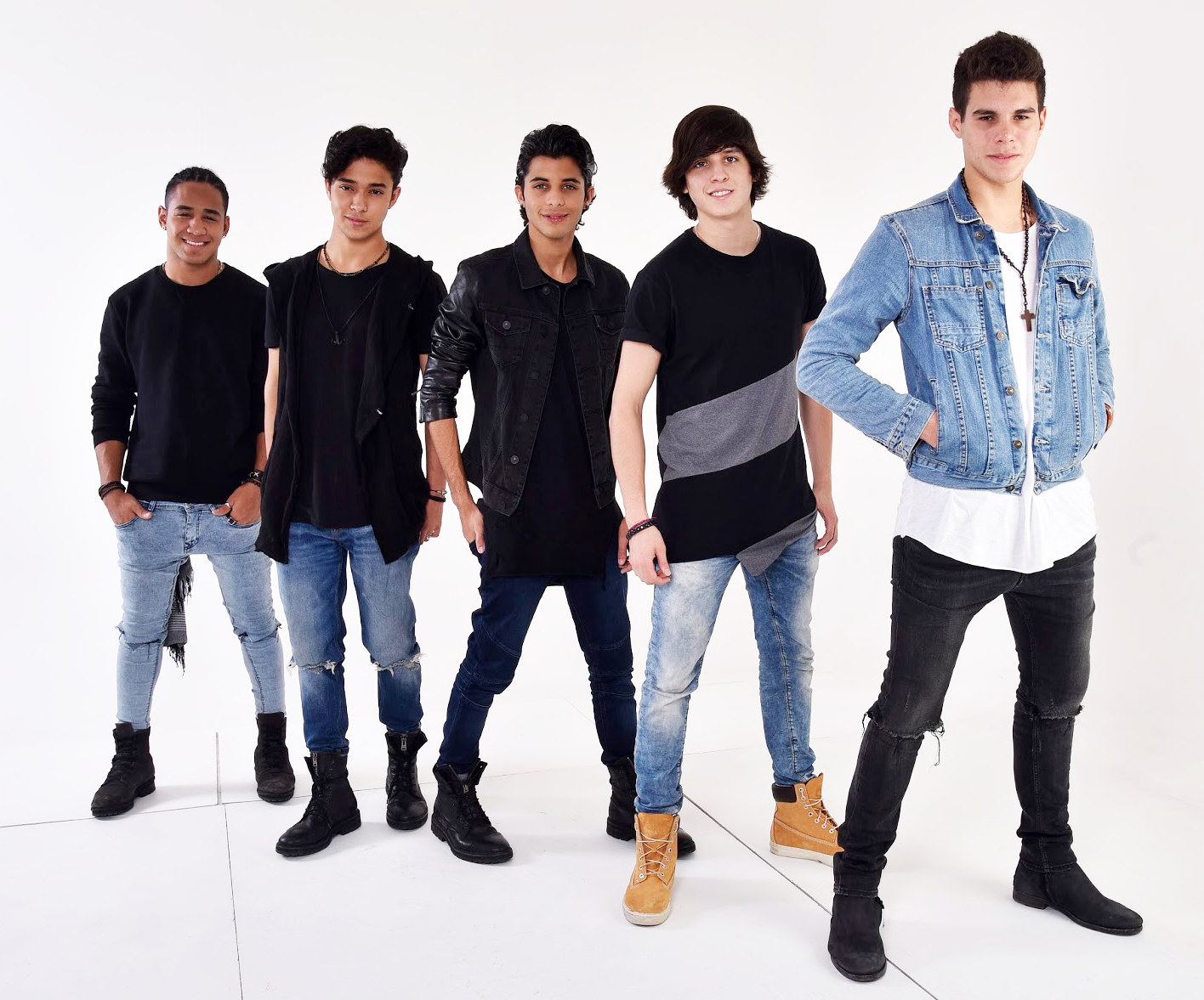 CNCO Lyrics, Music, News and Biography | MetroLyrics