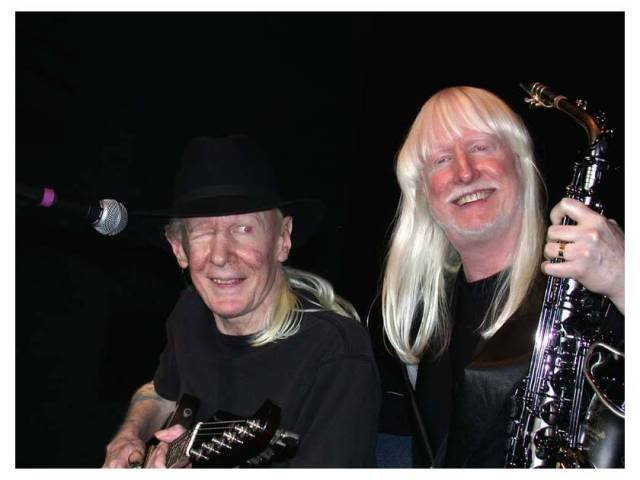 Johnny Winter Pictures