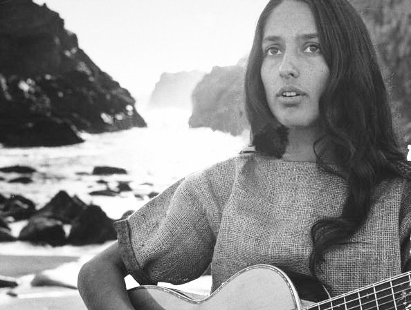 Joan baez virgin sorry