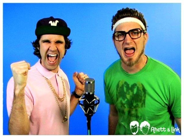 Rhett and Link Photo: ... Eminem Berzerk Lyrics