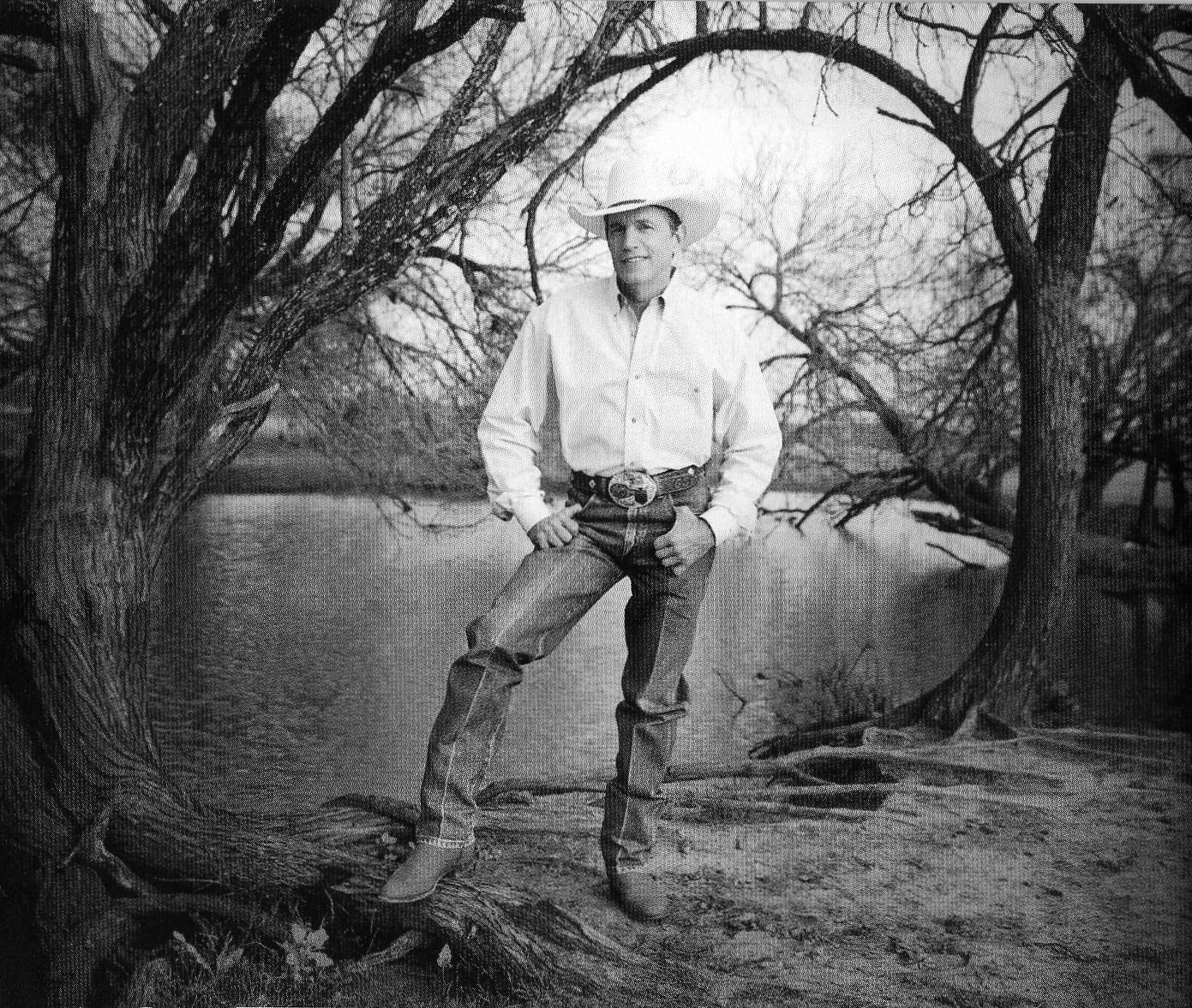George Strait Young Pictures