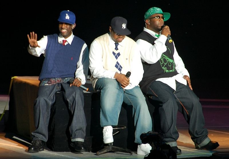hhBoyz II Men - artist photos