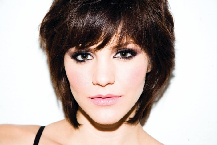 hhkatharine mcphee artist photos - Christmas Is The Time To Say I Love You