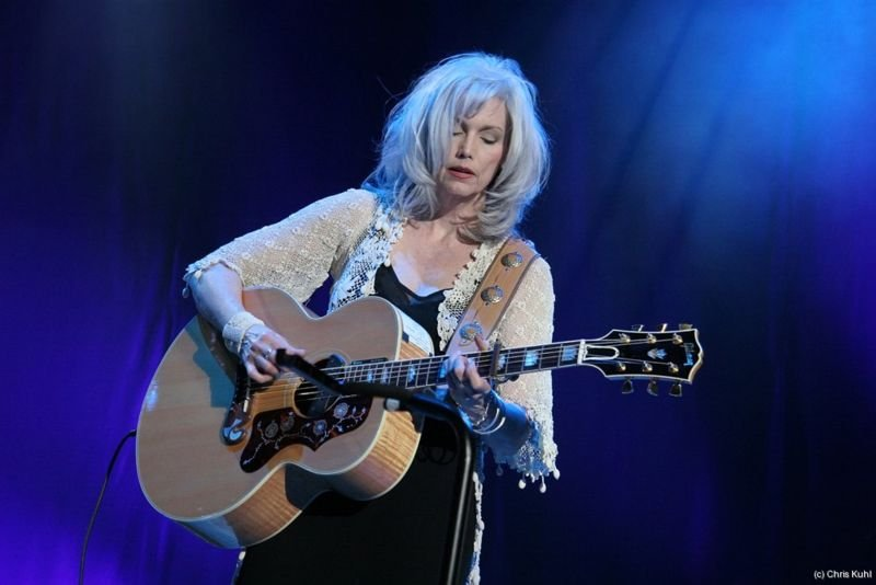 Emmylou harris if i needed you
