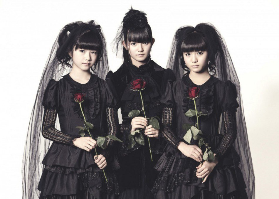 BABYMETAL - Gimme Choclate Lyrics | MetroLyrics