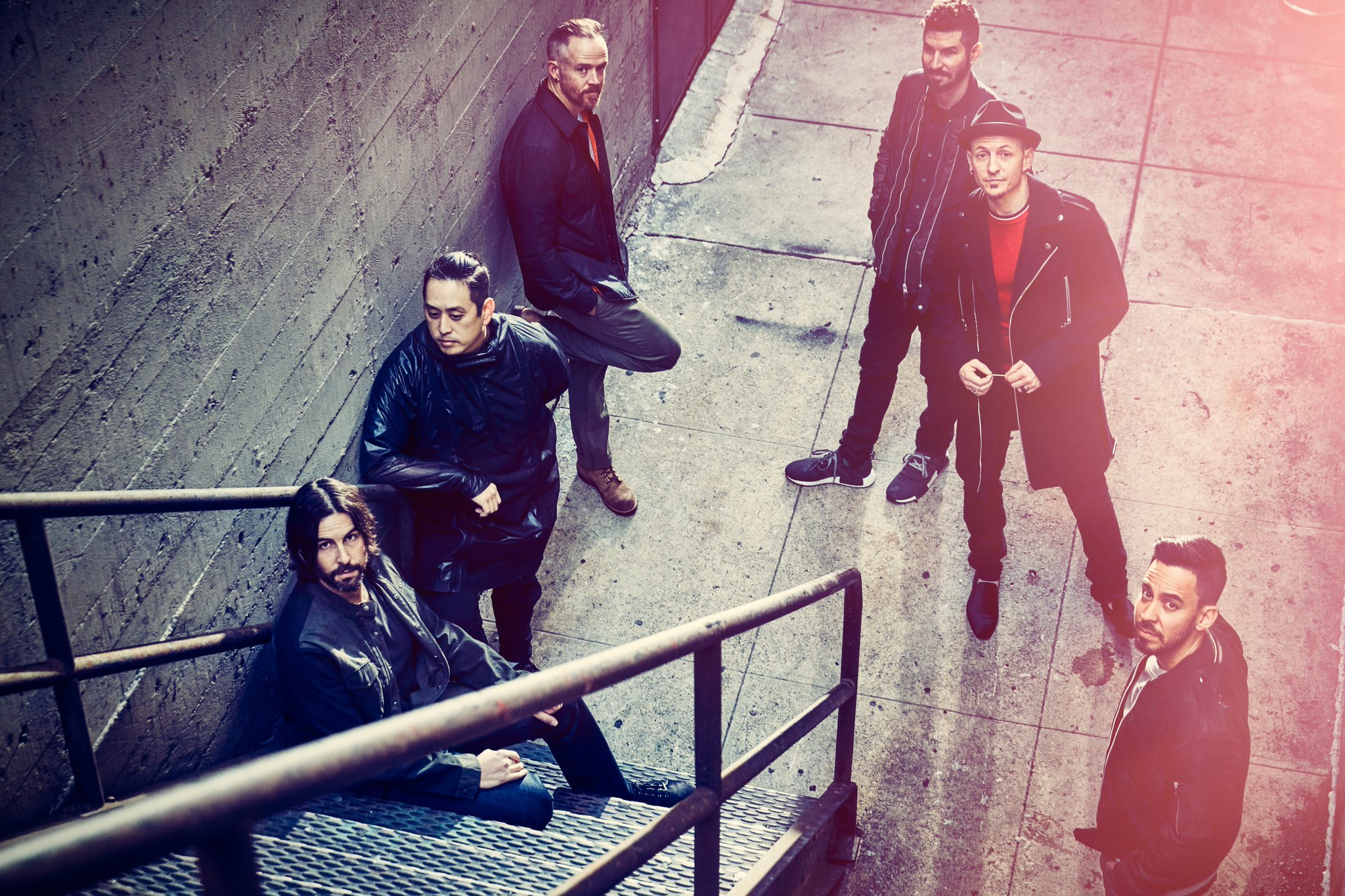 Linkin Park - Heavy Lyrics | MetroLyrics