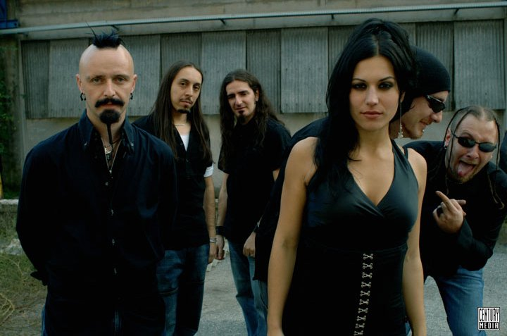 Artists Lacuna coil