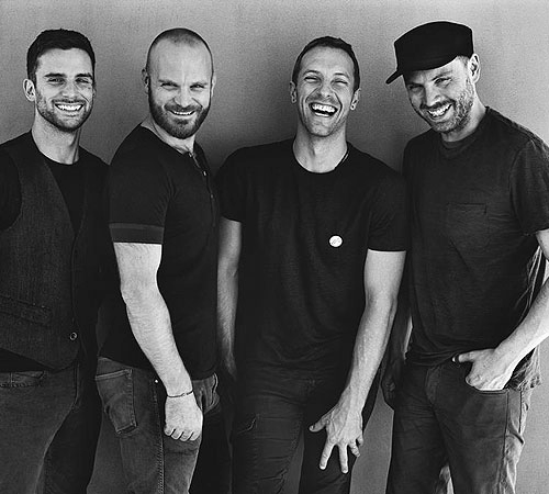hhColdplay - artist photos