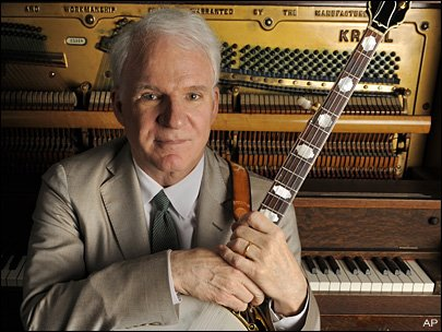 Steve martin lyrics music news and biography metrolyrics steve martin artist picture mightylinksfo