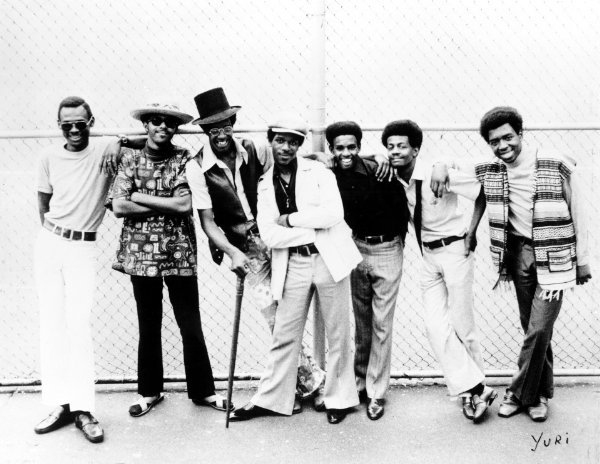 hhKool and The Gang - artist photos