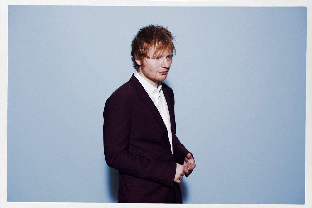 hhEd Sheeran - artist photos