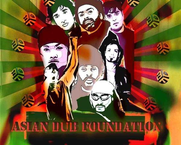 Asian Dub Foundation Lyrics -