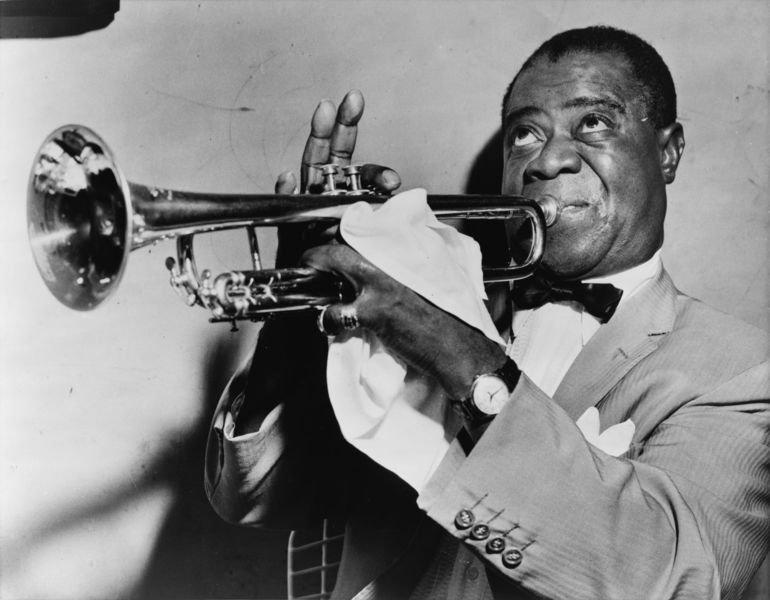 Louis Armstrong La Vie En Rose Lyrics Metrolyrics