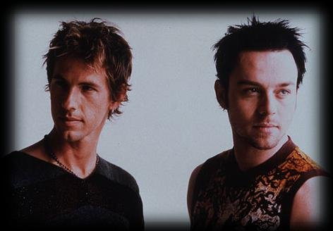A biography of savage garden