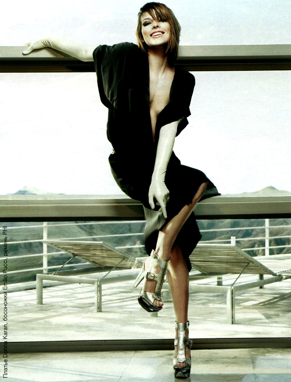 Milla Jovovich Picture... Milla Jovovich Lyrics