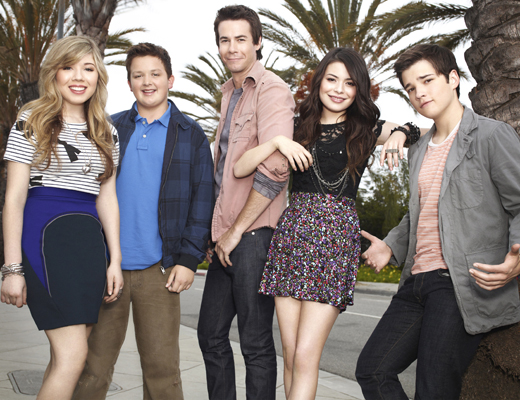 I Carly Cast: ICarly Cast Pictures