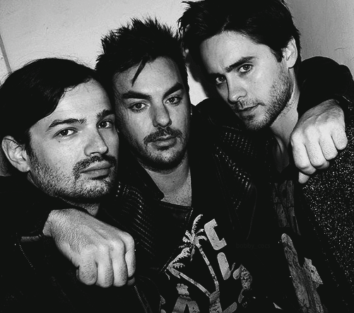 hh30 Seconds to Mars - artist photos