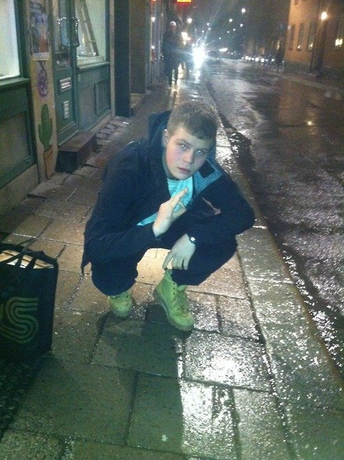 the life and music of jonatan yung lean hastad There are many left-handers well known by society and culture here is an incomplete list of famous left handersthere is a picture of the person mentioned using their left hand, to prove otherwise that they are truly left-handed or prefer their left hand for writing.