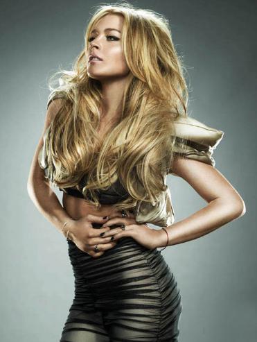 Who Sang Ultimate? Lindsay Lohan - Lyrics007